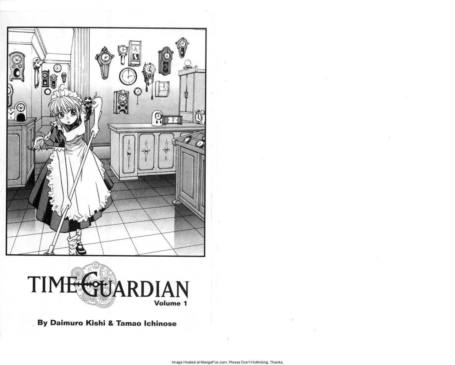 Toki no Shugomono 1 Page 2
