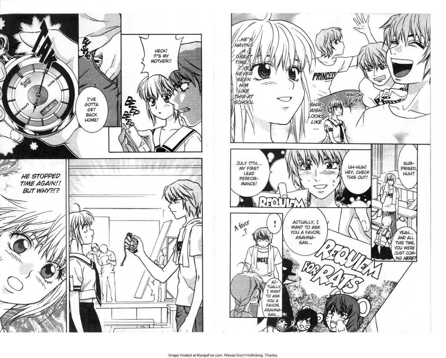 Toki no Shugomono 5 Page 3