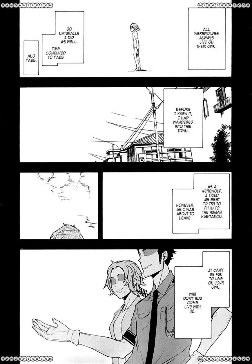 Yozakura Quartet 61 Page 3
