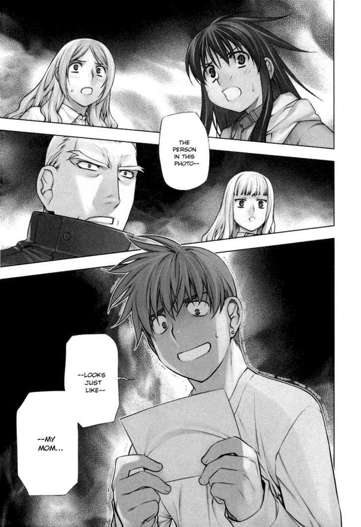 Black God 18 Page 1