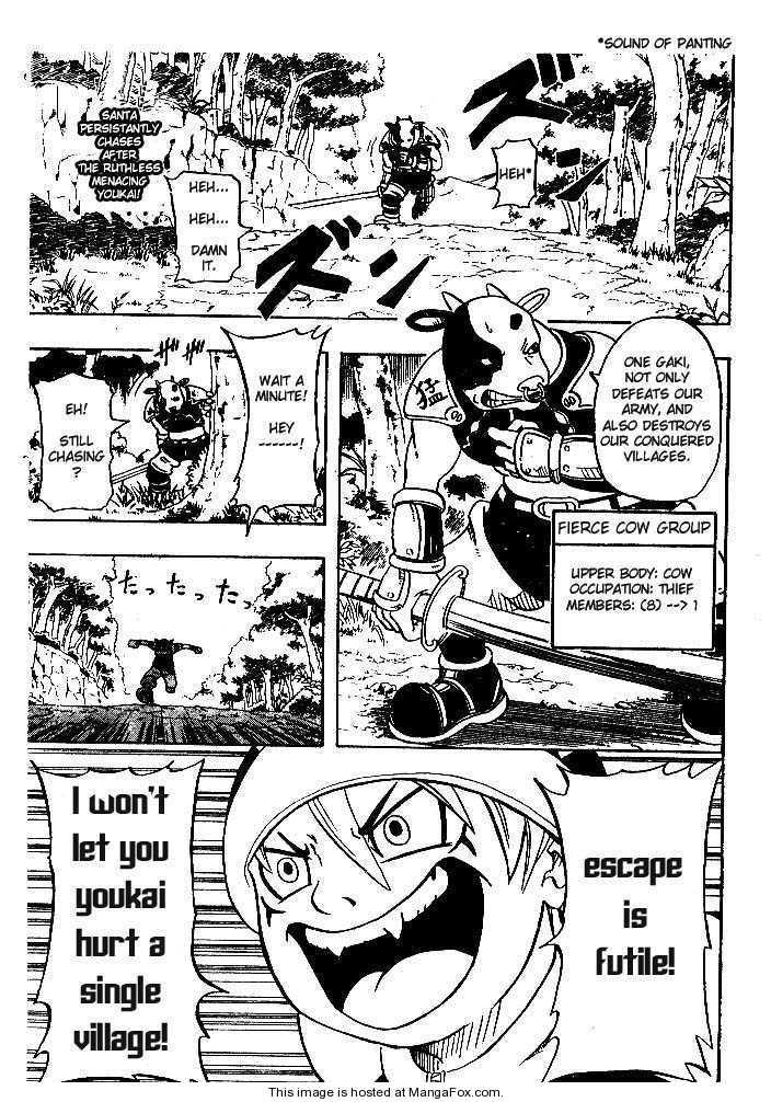 Santa 2 Page 1
