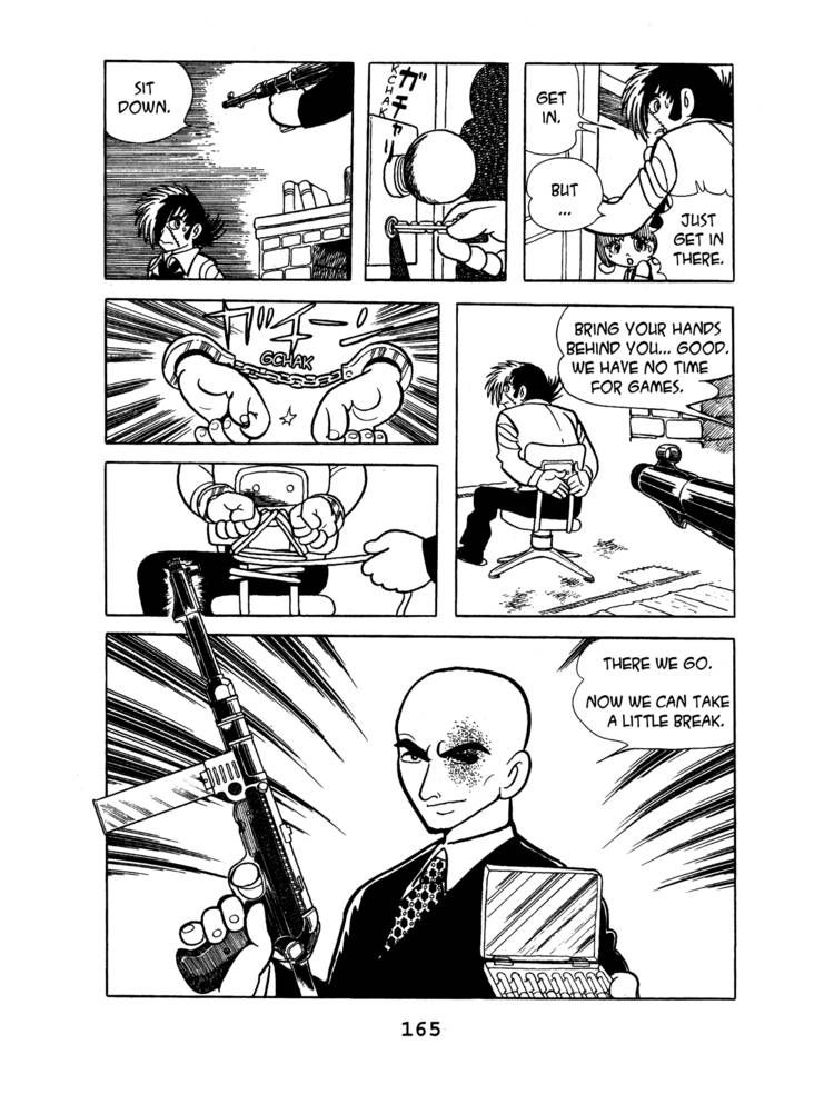 Black Jack 8 Page 3