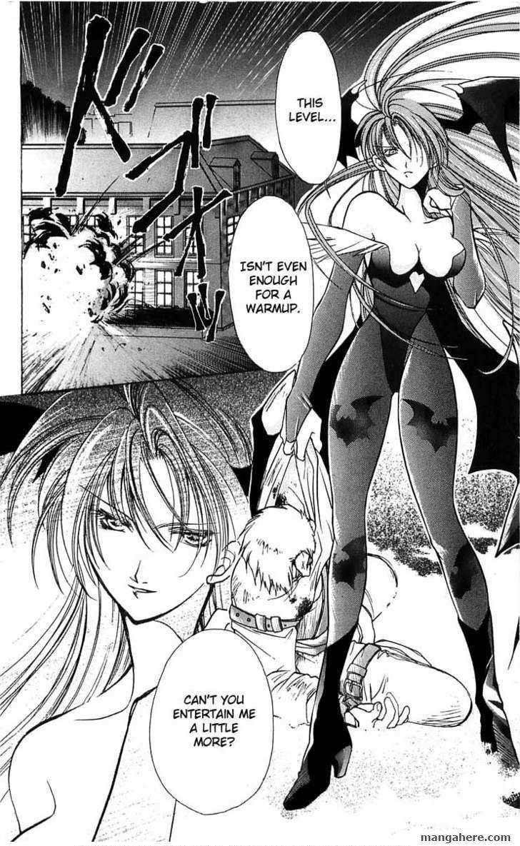 Vampire Savior 4 Page 2