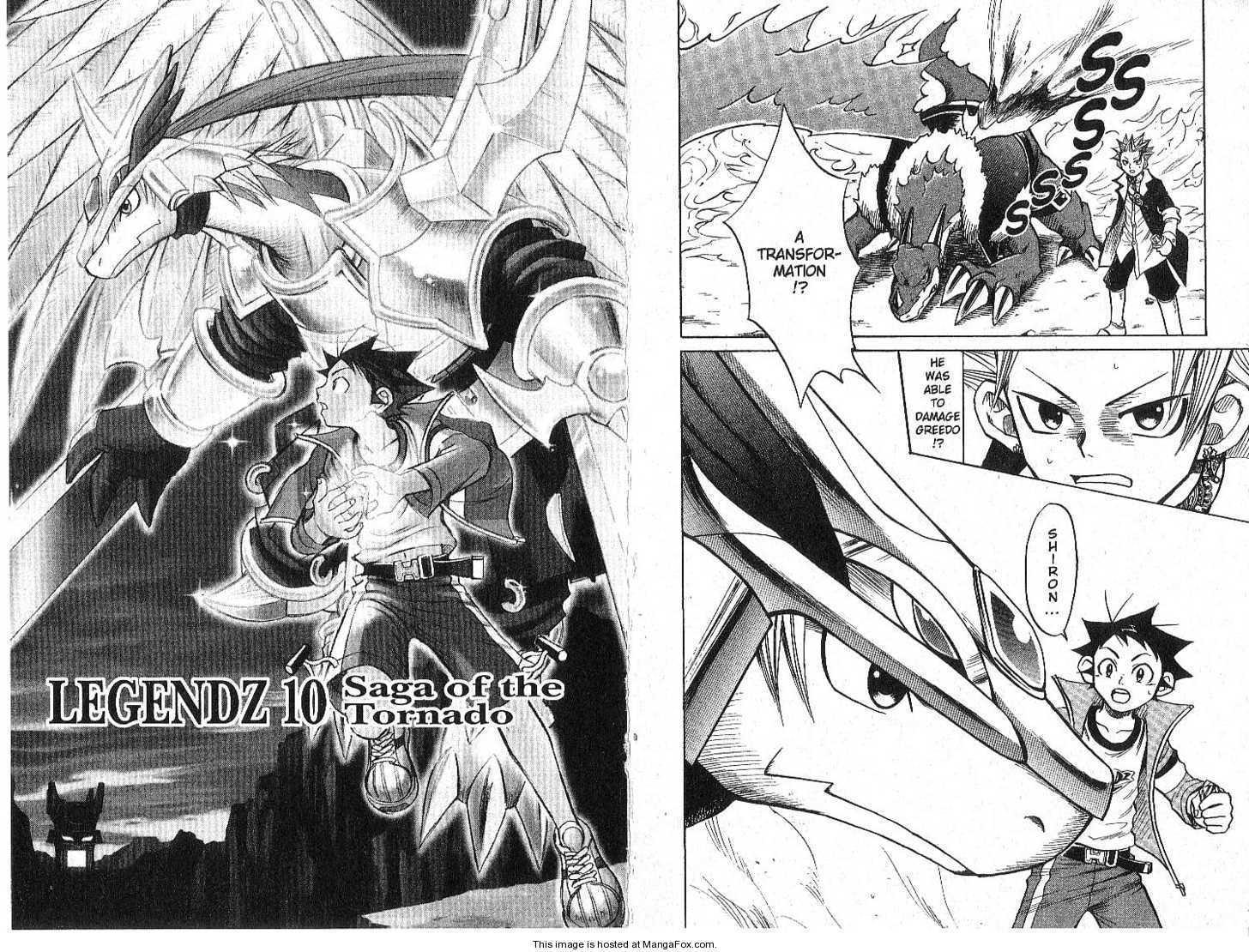 LegendZ 10 Page 1
