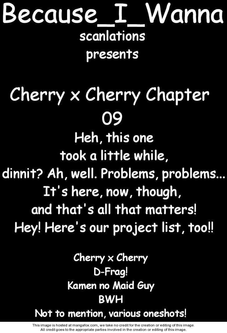 Cherry x Cherry 9 Page 1