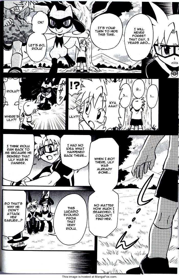 Kaitou! Pokémon 7 5 Page 2