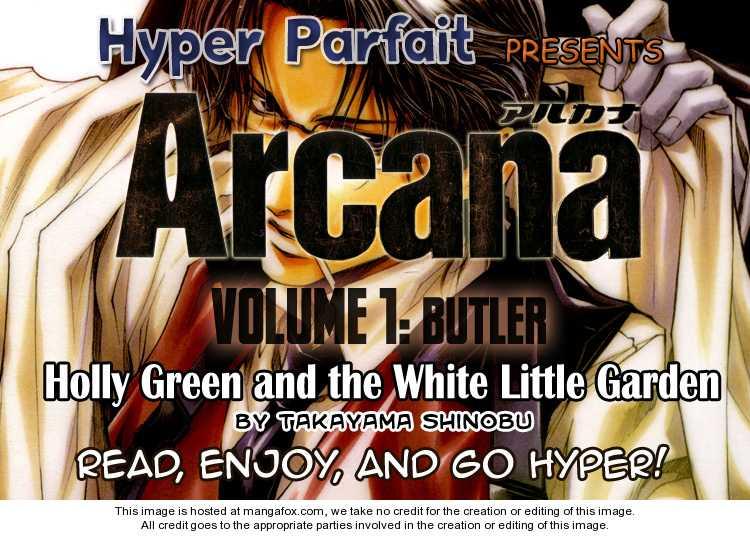 Arcana (Anthology) 3 Page 1