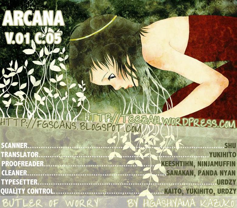 Arcana (Anthology) 5 Page 1