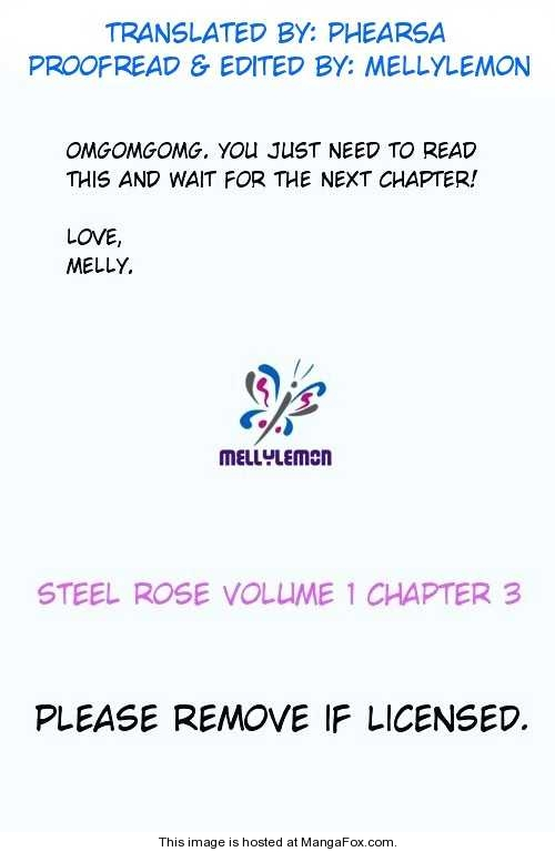 Steel Rose 3 Page 1