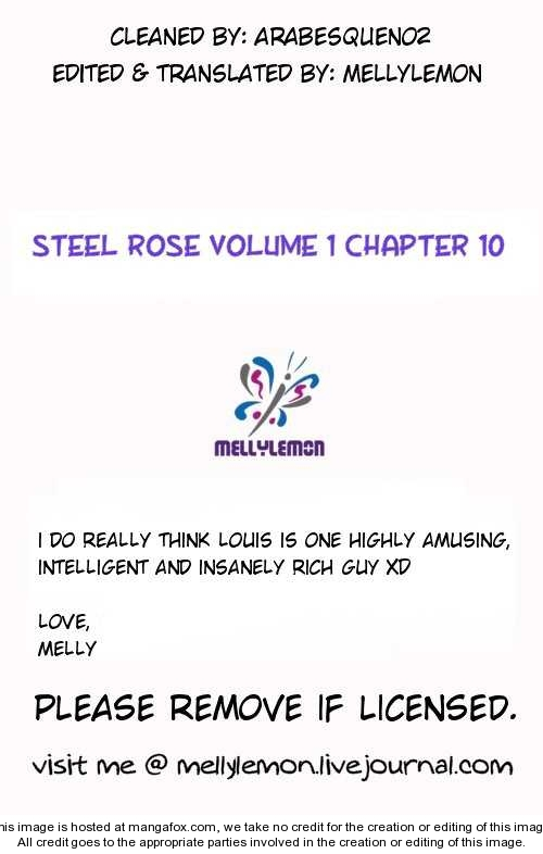 Steel Rose 10 Page 1