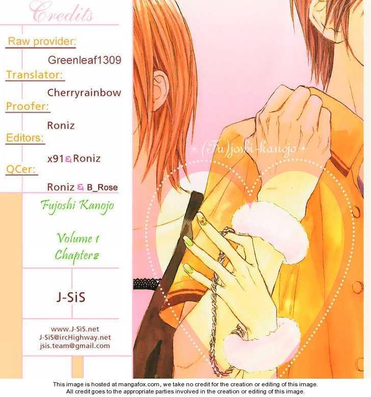 Fujoshi Kanojo 2 Page 2