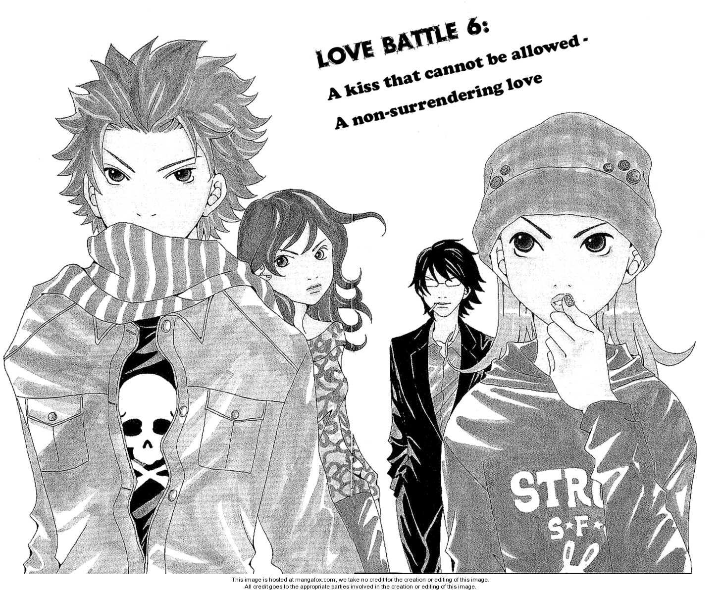 Aniki wa Tsunayoshi! 6 Page 3