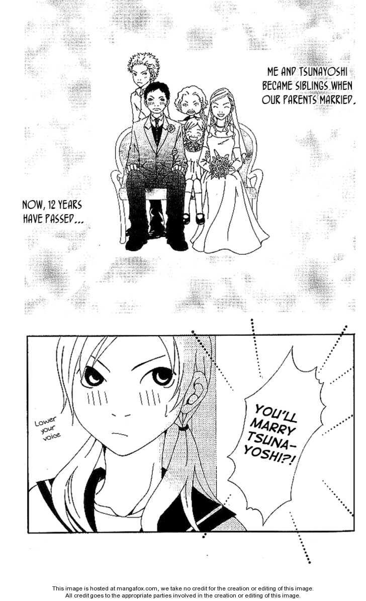 Aniki wa Tsunayoshi! 7 Page 4