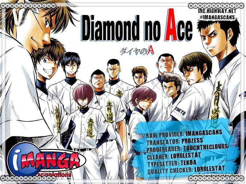 Diamond no Ace 127 Page 1