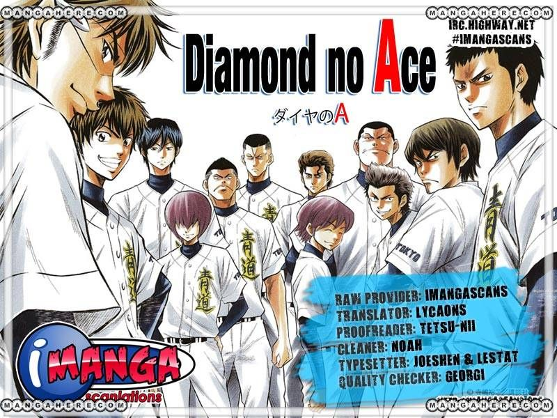 Diamond no Ace 136 Page 1
