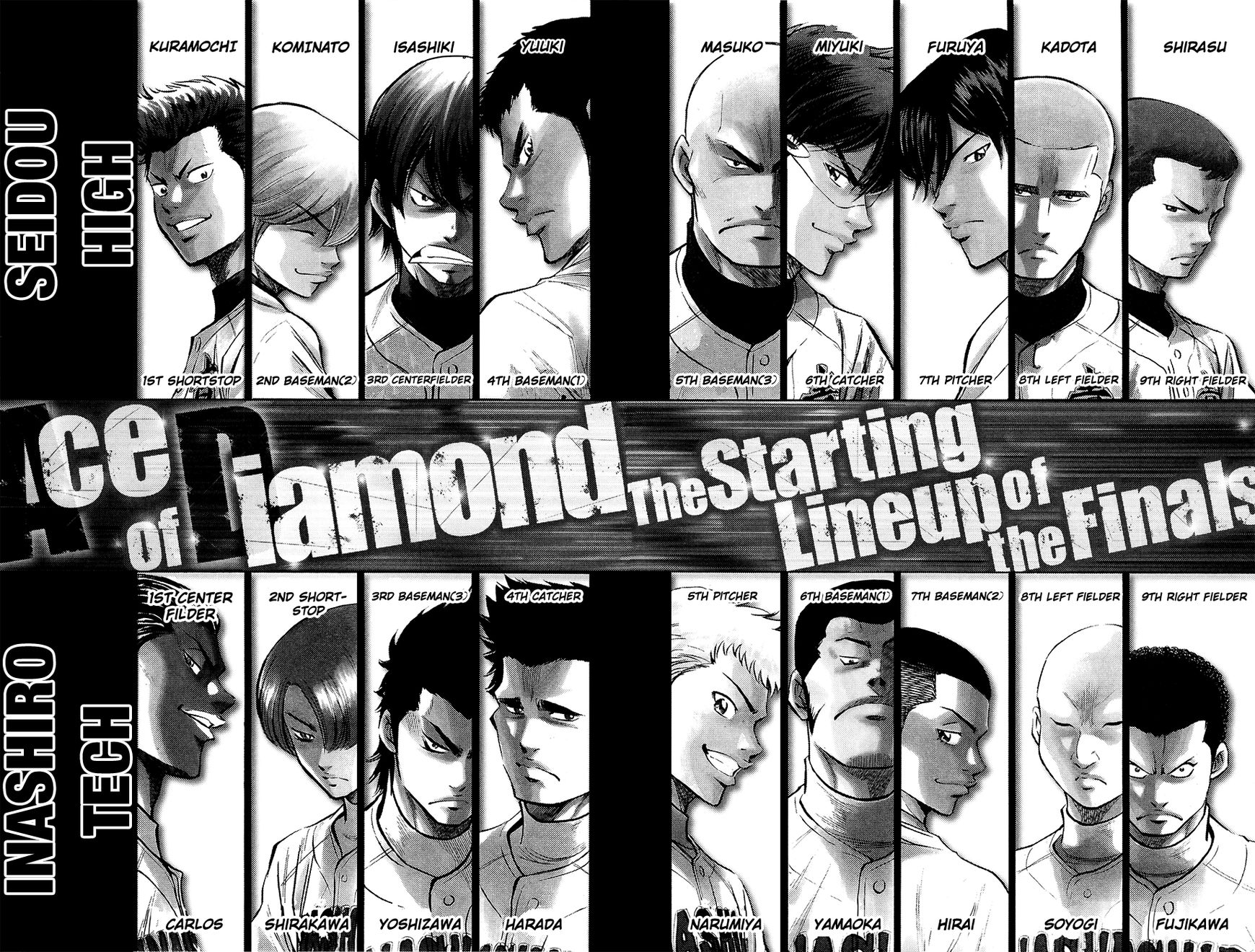 Diamond no Ace 150 Page 2