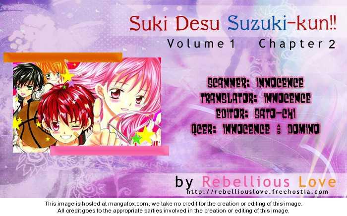 Suki desu Suzuki-kun!! 2 Page 2