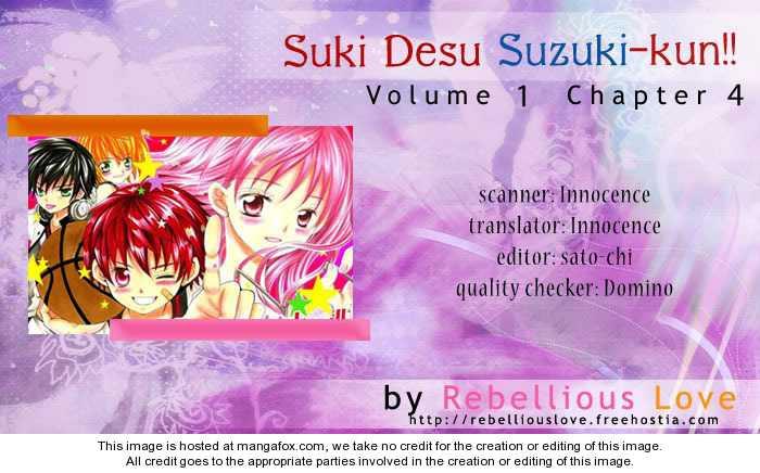 Suki desu Suzuki-kun!! 4 Page 2