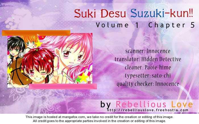 Suki desu Suzuki-kun!! 5 Page 2
