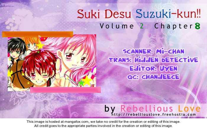 Suki desu Suzuki-kun!! 8 Page 3