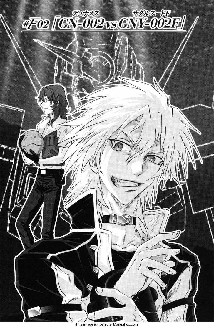 Kidou Senshi Gundam 00F 2 Page 2