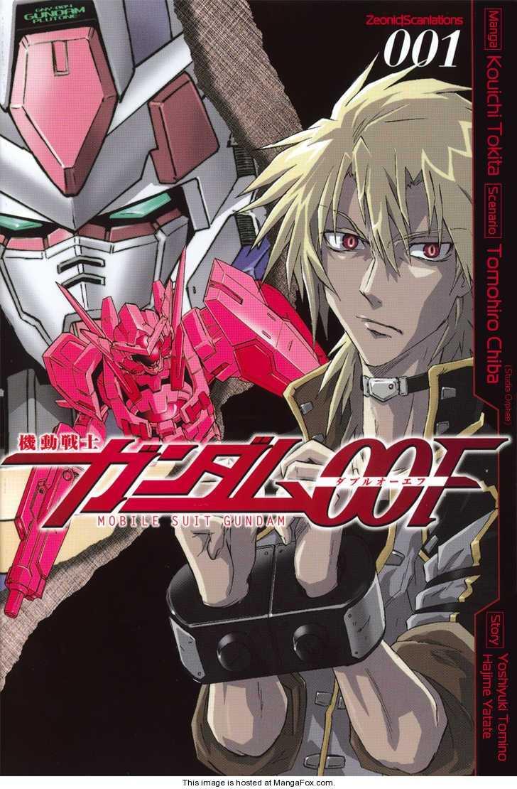 Kidou Senshi Gundam 00F 3 Page 1
