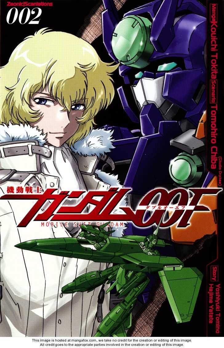 Kidou Senshi Gundam 00F 6 Page 2