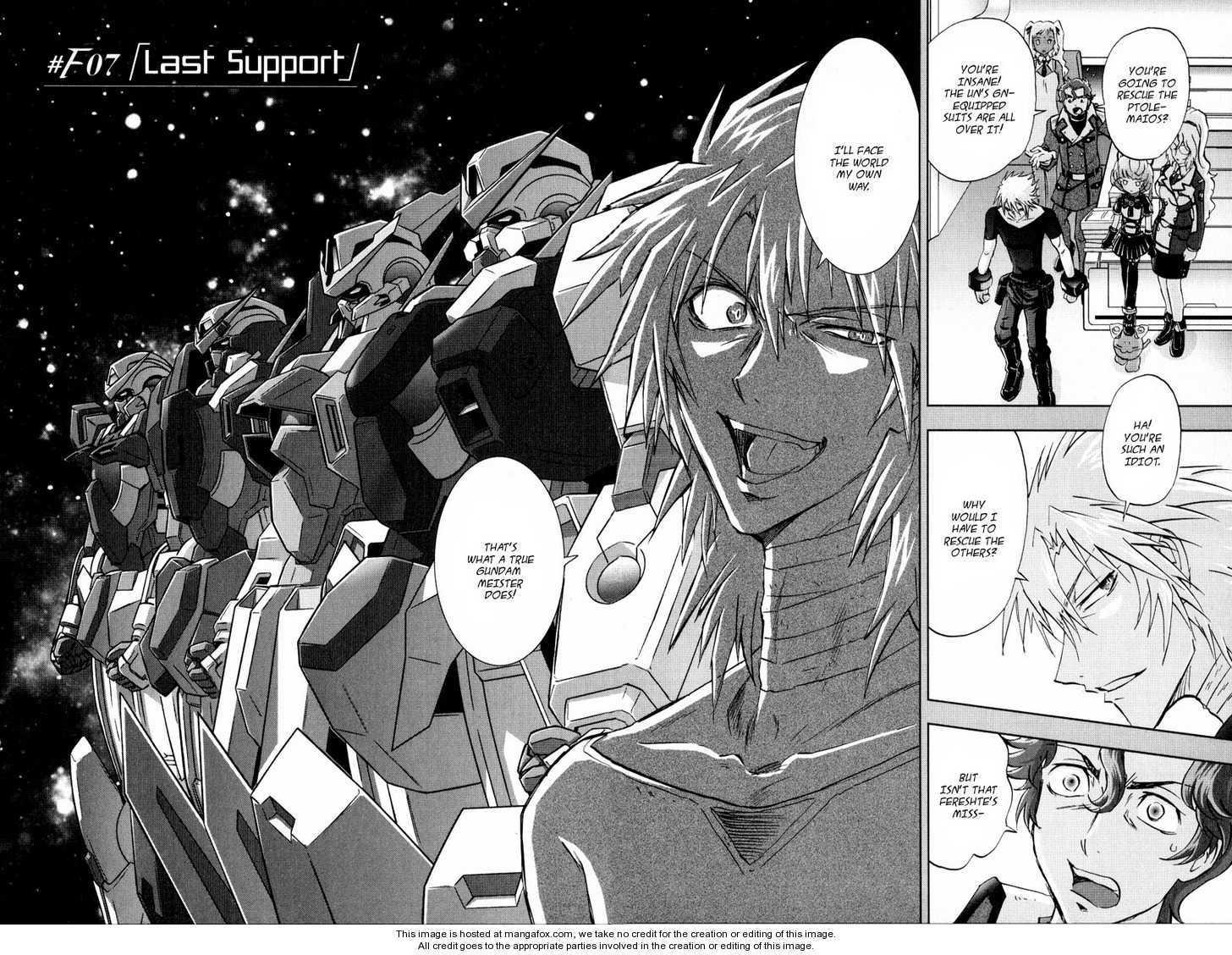 Kidou Senshi Gundam 00F 7 Page 2