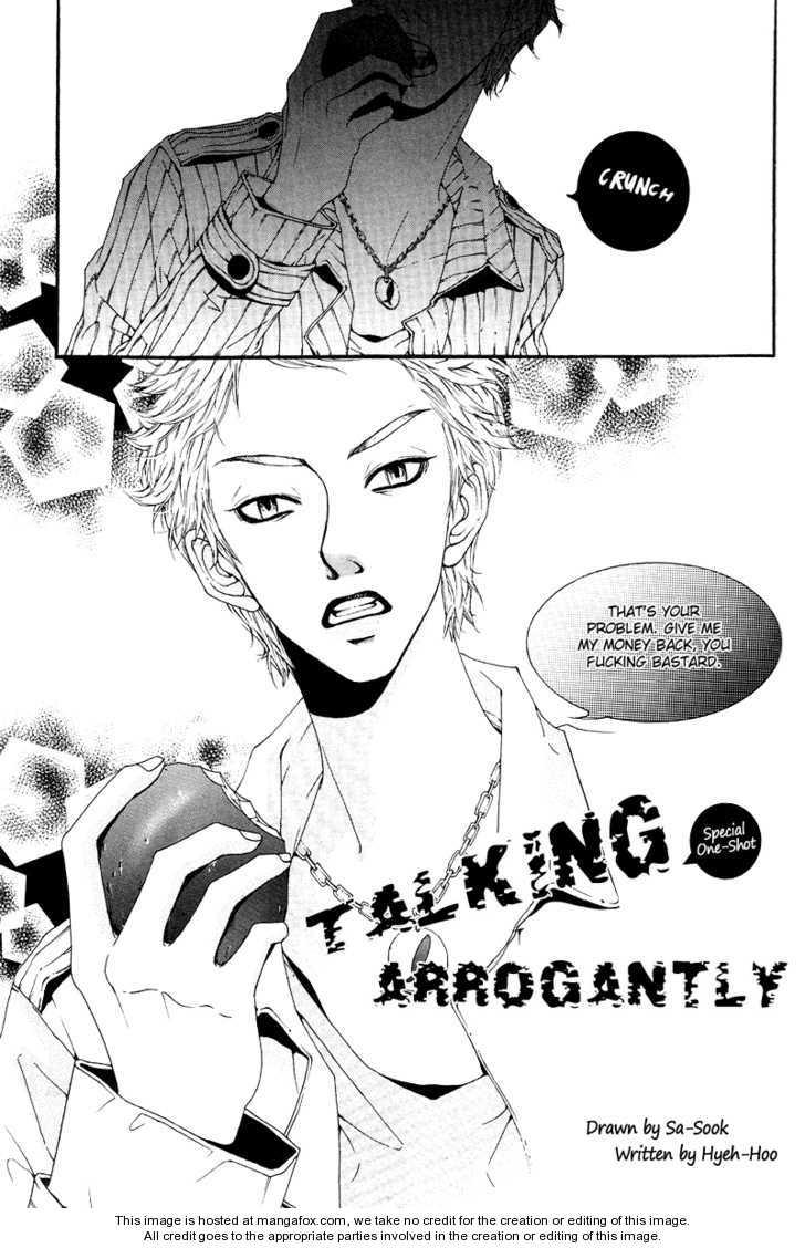 Talking Arrogantly 0 Page 2