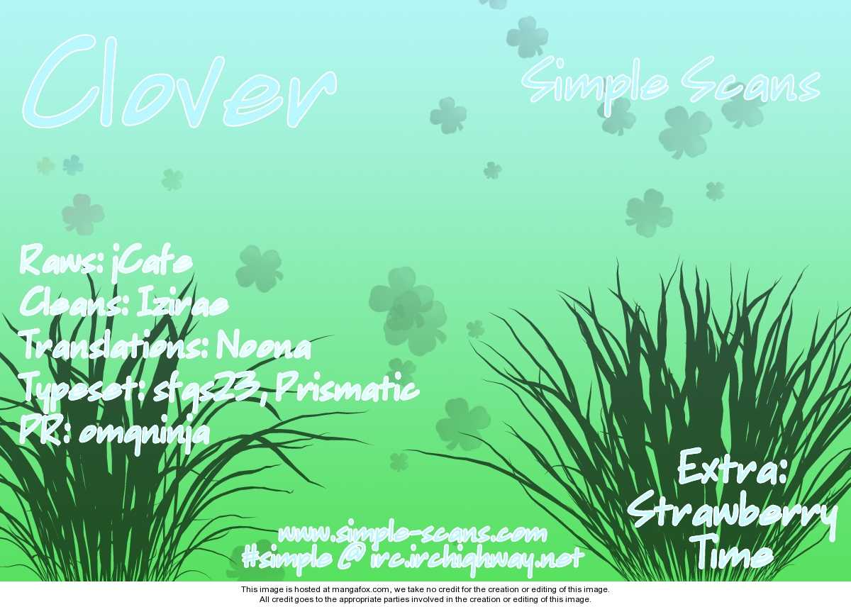 Clover (CHIYA Toriko) 3.5 Page 1