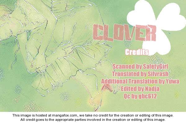 Clover (CHIYA Toriko) 4 Page 2