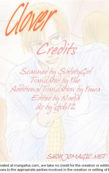 Clover (CHIYA Toriko) 1 Page 2