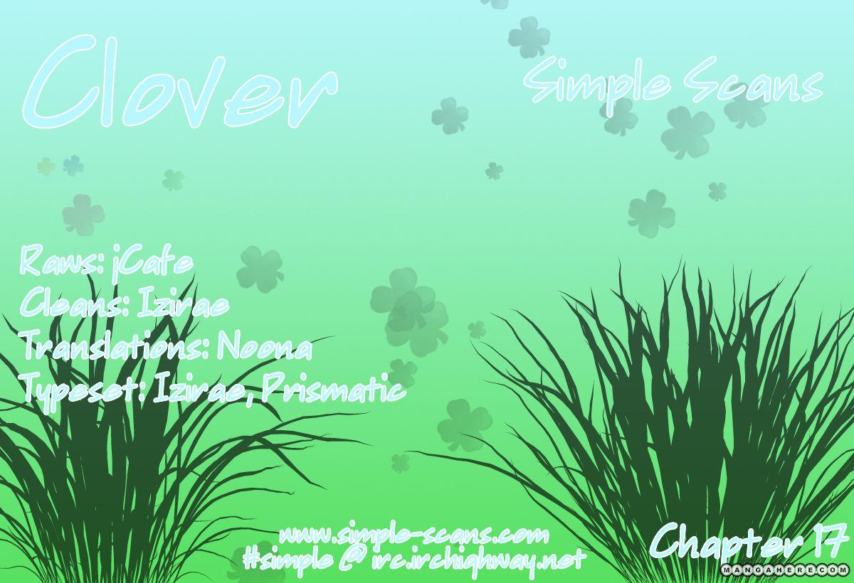 Clover (CHIYA Toriko) 17 Page 1