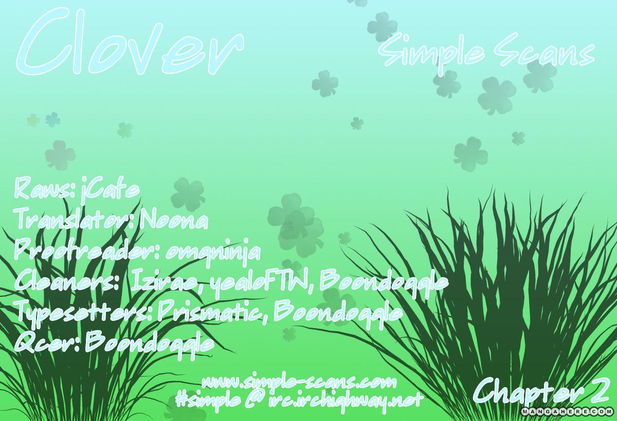 Clover (CHIYA Toriko) 18 Page 1