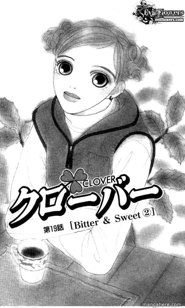 Clover (CHIYA Toriko) 19 Page 1