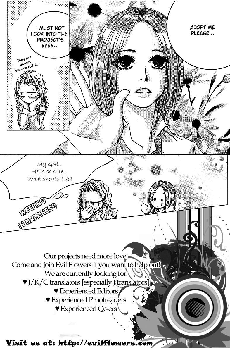 Clover (CHIYA Toriko) 24 Page 1