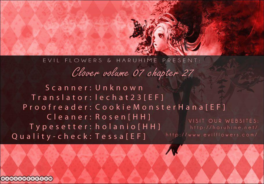Clover (CHIYA Toriko) 27 Page 2