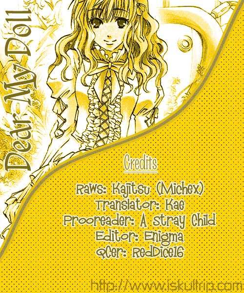 Dear my Doll - Kimito no Yakusoku 1 Page 1