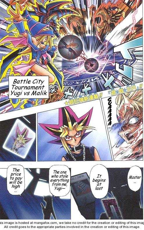Yu-gi-oh! R 1 Page 1