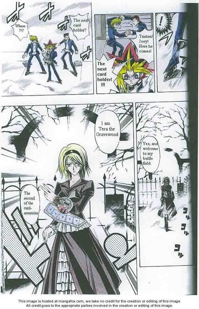 Yu-gi-oh! R 4 Page 1