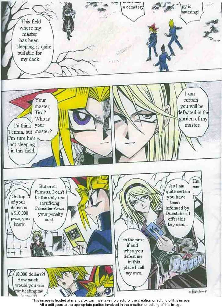 Yu-gi-oh! R 4 Page 2