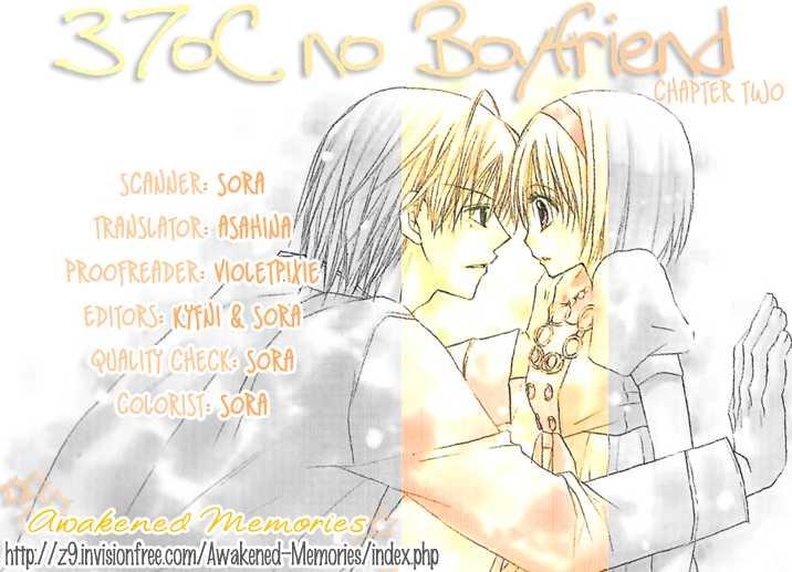 37°C no Boyfriend 2 Page 1