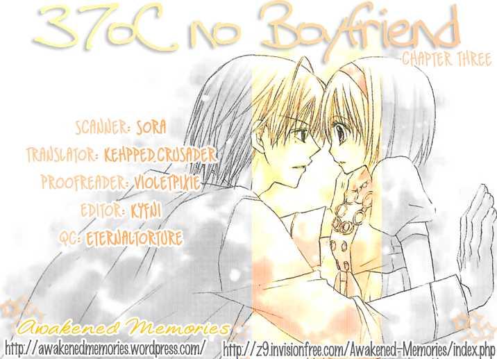 37°C no Boyfriend 3 Page 1