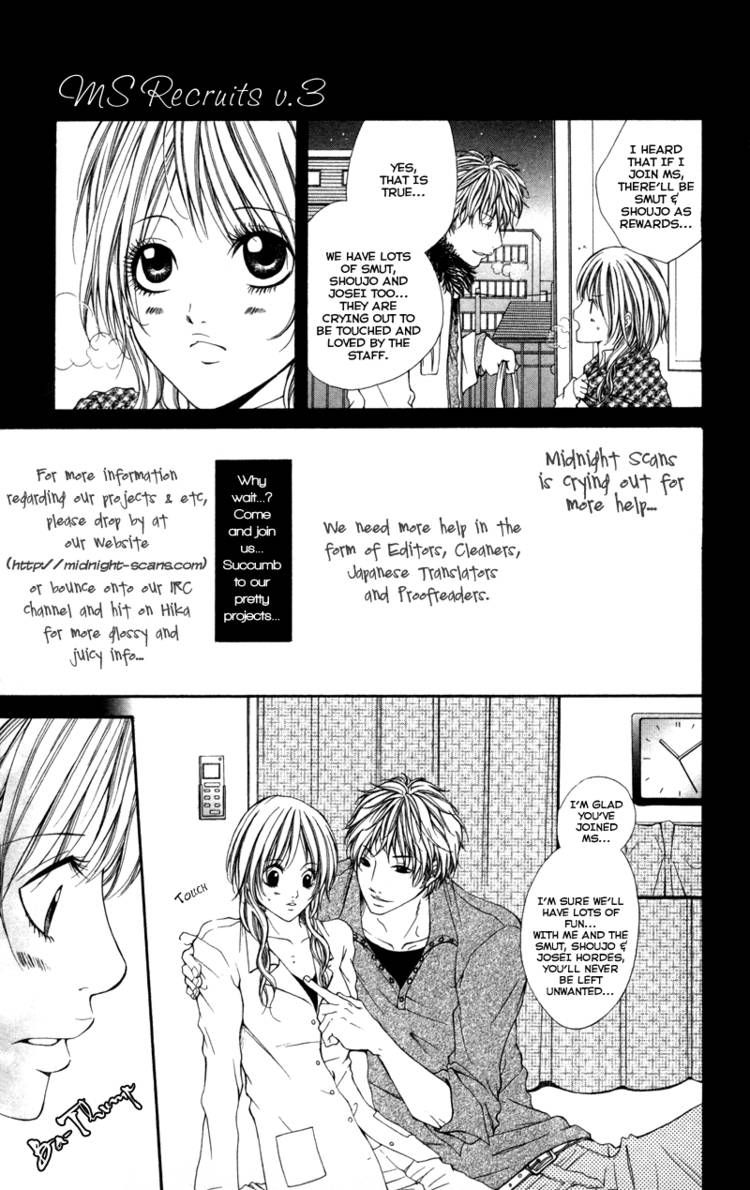 Love Ho no Ojousama 3 Page 2