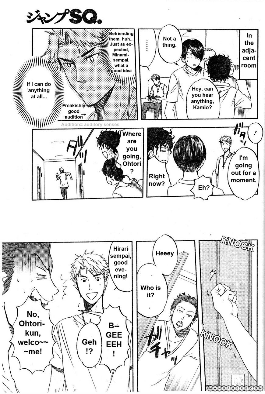 Houkago no Oujisama 2.2 Page 2
