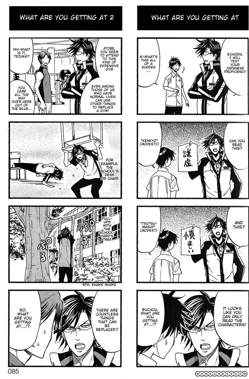 Houkago no Oujisama 11 Page 3