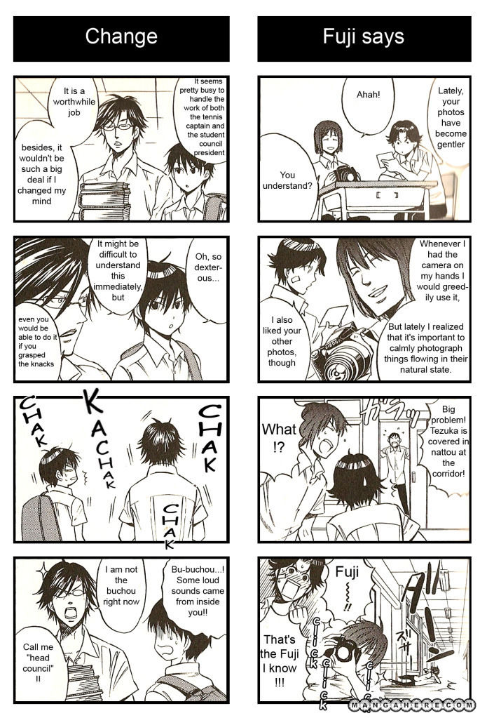 Houkago no Oujisama 15 Page 3