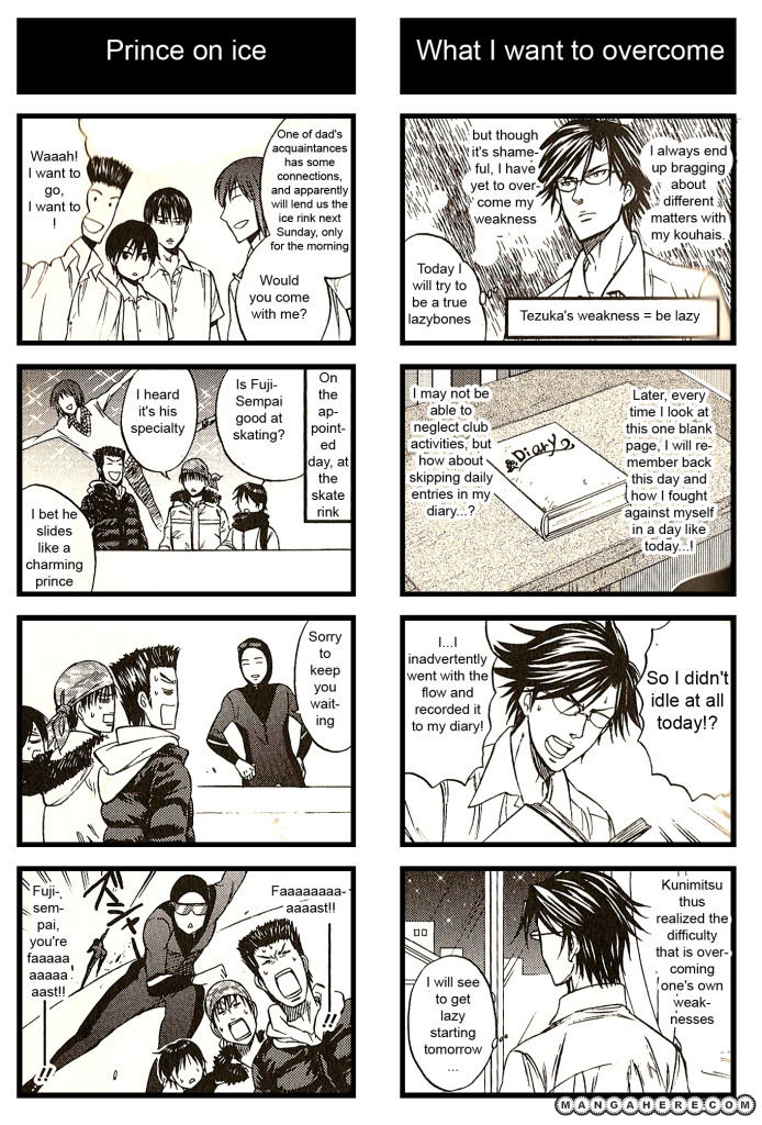 Houkago no Oujisama 16 Page 2