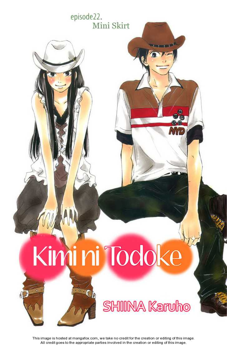 Kimi ni Todoke 22 Page 2