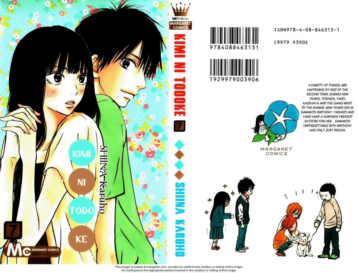 Kimi ni Todoke 25 Page 2
